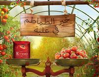 Rosso tomato paste
