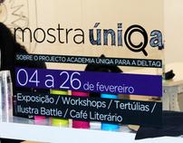 Mostra ÚniQa - Exhibition