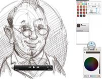 Sketchbook: Wacom/Sketchbook Pro Doodle Movie