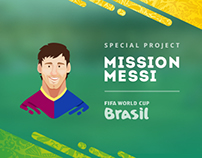 #BiG WORLD CUP 2014 | MISSION MESSI | BIGpicture.ru