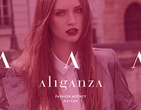ALIGANZA - Branding & Web Design