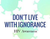 Don't Live With Ignorance