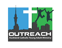 Outreach: Youth Ministry Logo