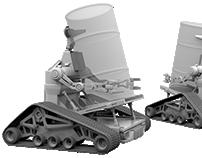 Robot transporter concept