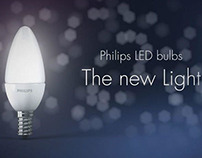 Philips LED light commercial - contest