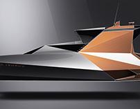 ISURUS - Hybrid SeaTaxi (2015)