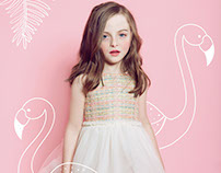 Little Miss Galia / Spring Summer 2016