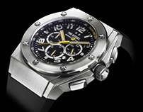 TW STEEL Renault F1 Serie watch promo video