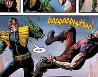 Judge Dredd: Jinxed 1.
