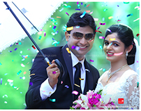Nidhin + Anna Wedding
