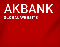 Akbank Global Website