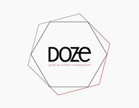 DOZE MAG - ART DIRECTION