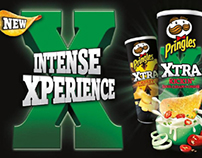 Pringles Xtra Project (KSA)