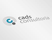 Brand | Novo Logo Cads Consultoria de Sistemas #mod 1