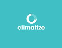 Climatize Branding