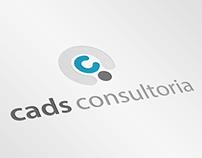 Brand | Novo Logo Cads Consultoria de Sistemas #mod 2