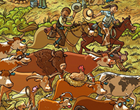 What's Wrong, Cattle Drive?