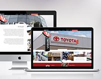 Site Visual Comunicação