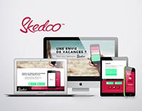 Skedoo - Webdesign