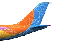 Airbus A340-300 Livery Design