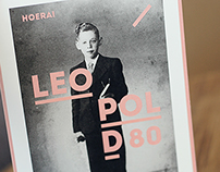 Birthday Invitation Leopold