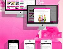 web cec diseño + comunicación