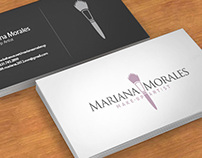 MARIANA MORALES MAKE UP ARTIST - IDENTY LOGO