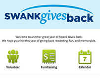Swank Gives Back 2014