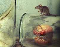 Fotolia Contest - Health 2.0 - We are like lab rats