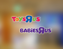"Toys ""R"" Us Japan Mobile Website Redesign"