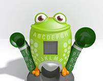 SAPU juguete electrónico para niños