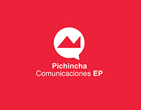 Pichincha Comunicaciones: Redesign & Branding