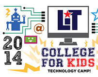 LIT College for Kids Camp