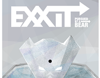 EXXIT : Pursued By A BEAR →