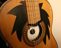 Lemmy the Robot Guitar