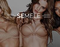 SEMELE   ECOMMERCE WEBSITE TEMPLATE
