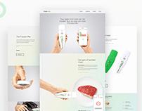 FOODsniffer website