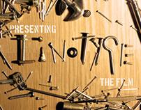 """Linotype: The Film"" Movie Poster"
