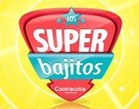 LOS SUPER BAJITOS - propuesta