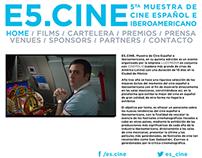 Webpage: E5.Cine 2013