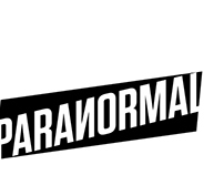 PARANORMAL | Logo Design