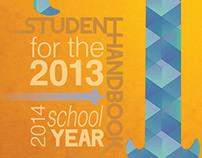 Assumption College Student Handbook idea