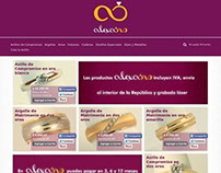 E-Commerce: AlexaOro (Jewelry)