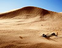 Deadly desert Sahara