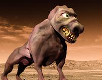 ZBrush Alien Sculpt Project