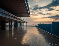 Taranto Urban Sunset