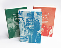 Hlasko - series of covers