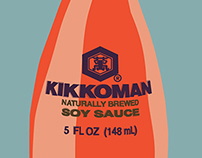 Kikkoman Pop Art