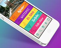 Vive Brújula App