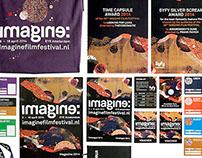 Imagine Film Festival Amsterdam 2014 campaign